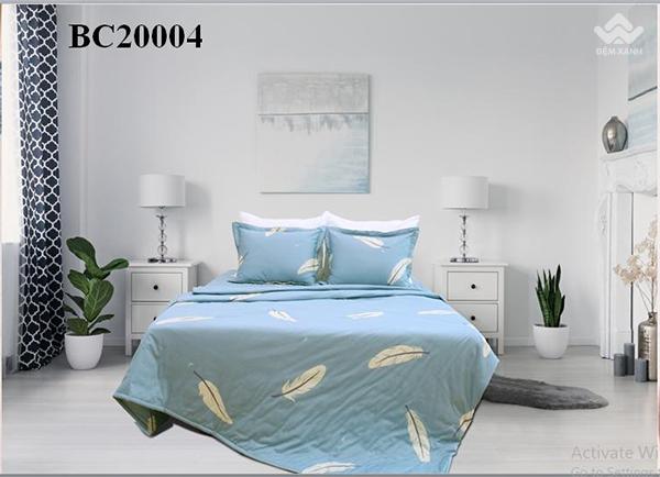 Chăn ga gối Sông Hồng Basic cotton BC20004
